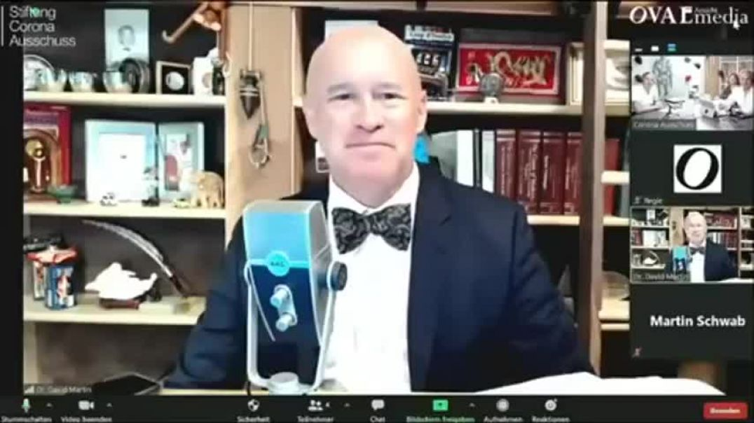 MUST WATCH INTERVIEW Patents Reveal There is No Variant - No Pandemic - Shortened, link to Full Vide