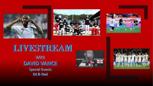 Giving race hustling in Sport the Red Card LIVESTREAM 8pm
