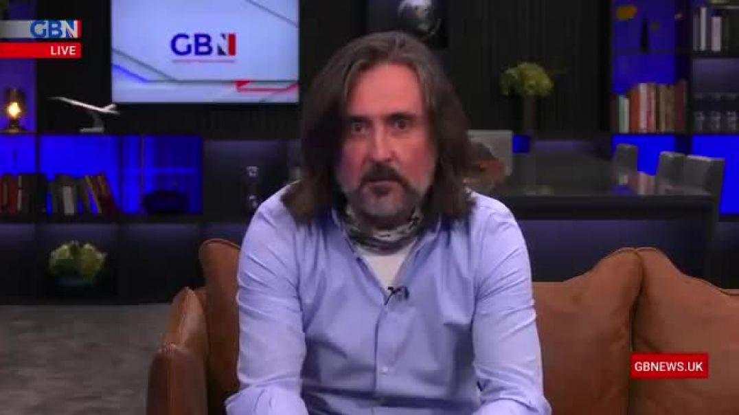 GBNews Neil Oliver: Leave The Children Alone