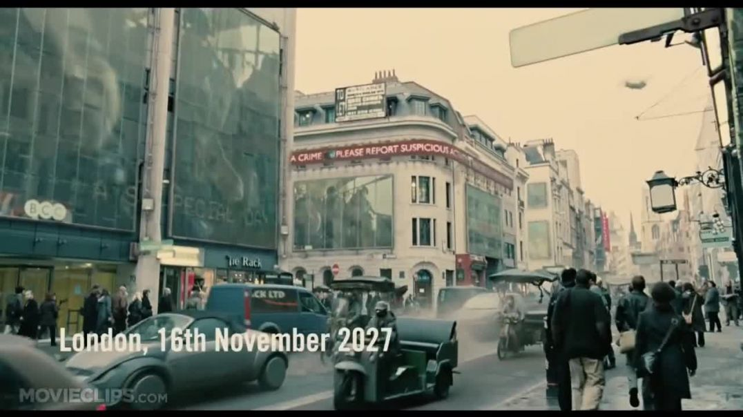 Was the film Children of Men (2006) a forewarning of what the globalists are trying to  inflict on u