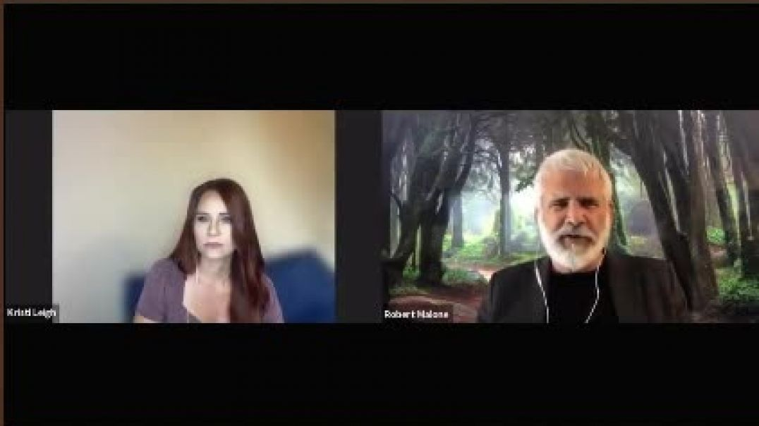 Dr. Robert Malone (mRNA Technology Inventor) Discusses Covid Narrative Fraud