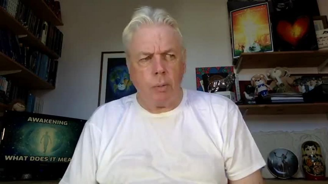 Awakening - What Does It Mean? - David Icke Dot-Connector