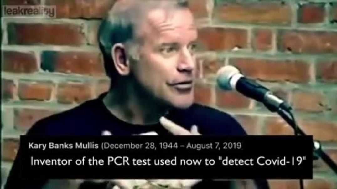 Mysterious Death of PCR Test Creator Kerry Mullis