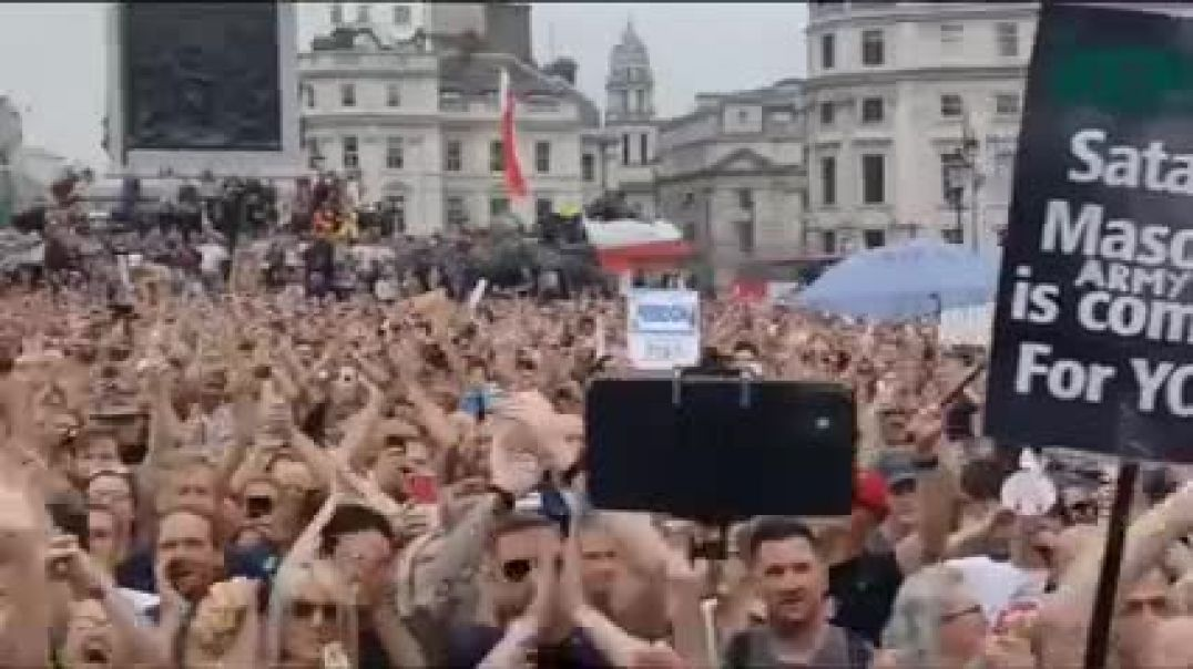 24 July 21    DR VERNON COLEMAN LIVE SPEECH @ LONDON WORLD WIDE RALLY FOR FREEDOM