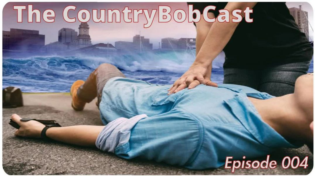 The CountryBobCast - 004 - Cursusleed