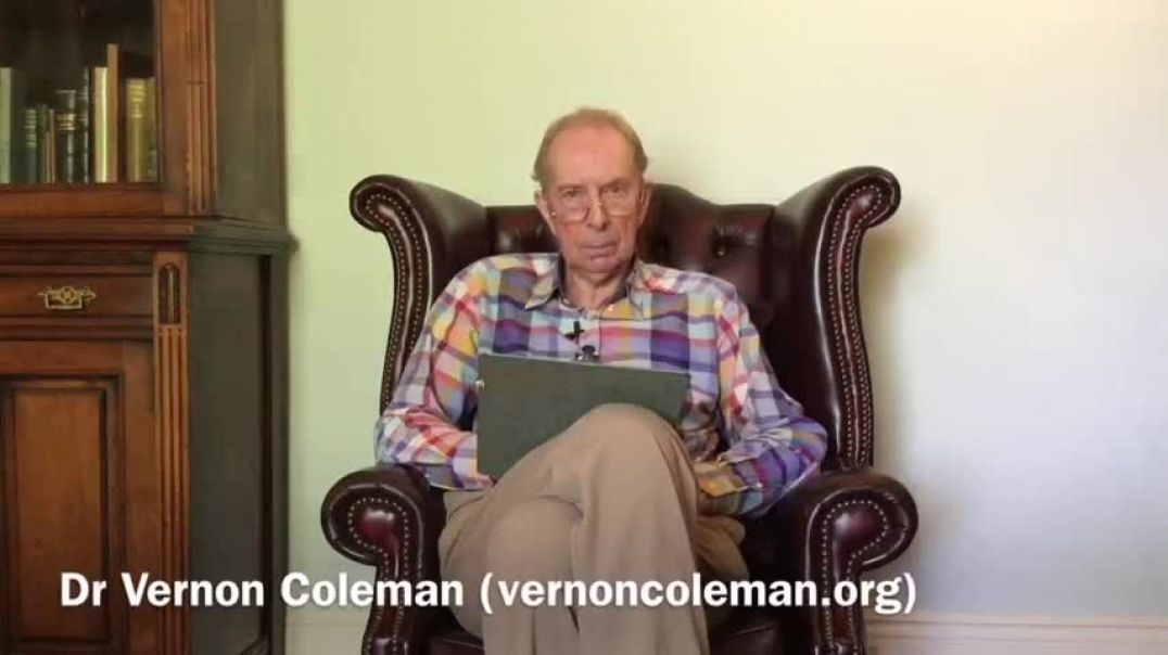 The Lockdowns, the Masks, the Rules are Coming Back Dr Vernon Coleman