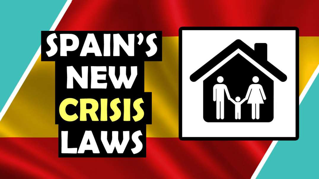 Spain Proposes New CRISIS LAW / Hugo Talks Some More #lockdown