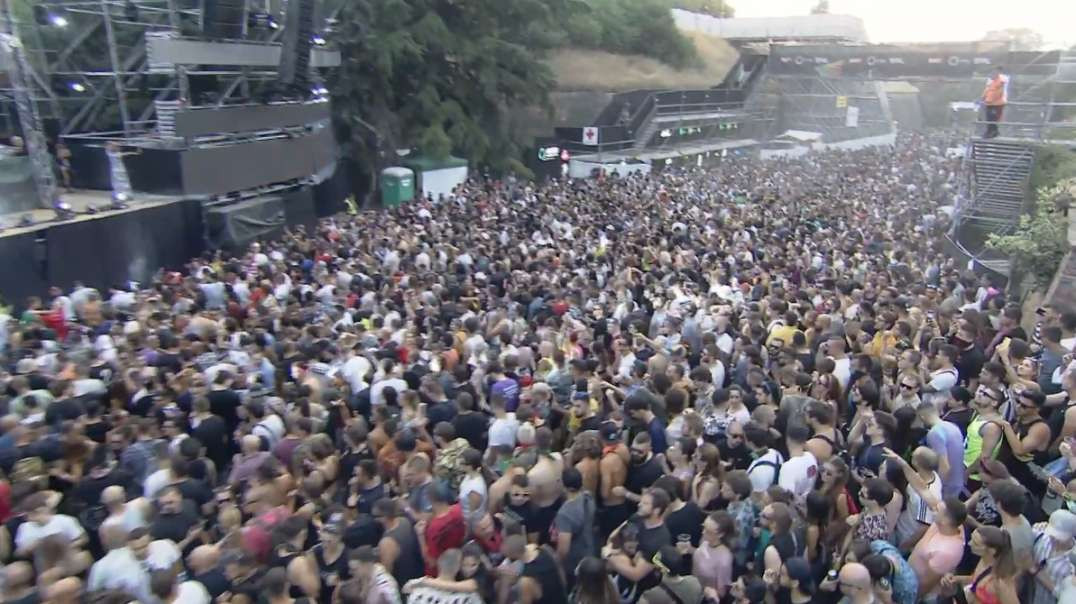 Exit Festival 2.0 Serbia Makes History First Major Music Festival Concert Since Covid Began 2020