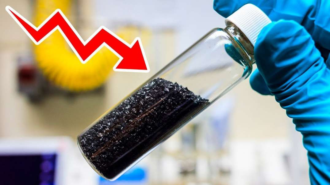 What's Graphene And Why It will Soon Take Over The World  - NWO JAB-CINE SCIENCE!