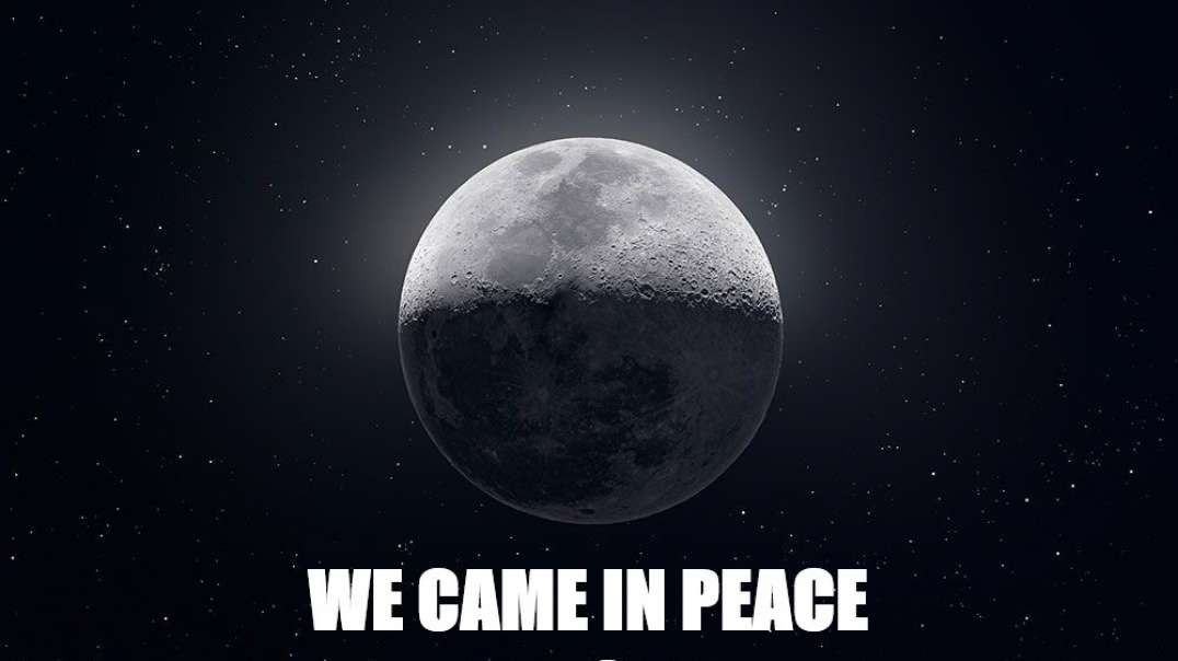 WE CAME IN PEACE by DJ J SAN