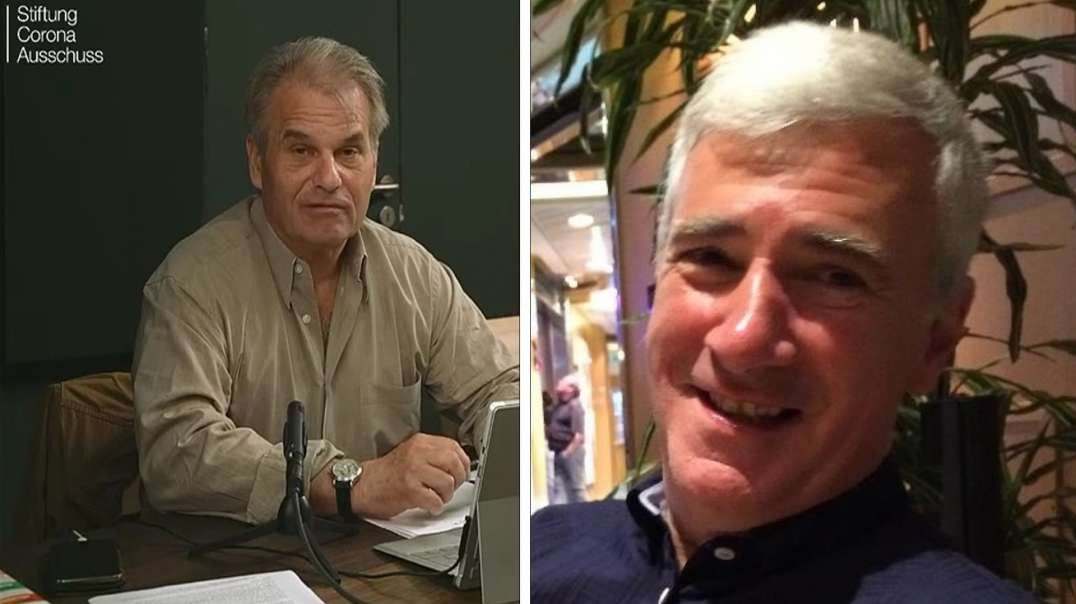 Psychological Attacks on British People. Reiner Fuellmich with Dr Gary Sidley Former NHS consultant