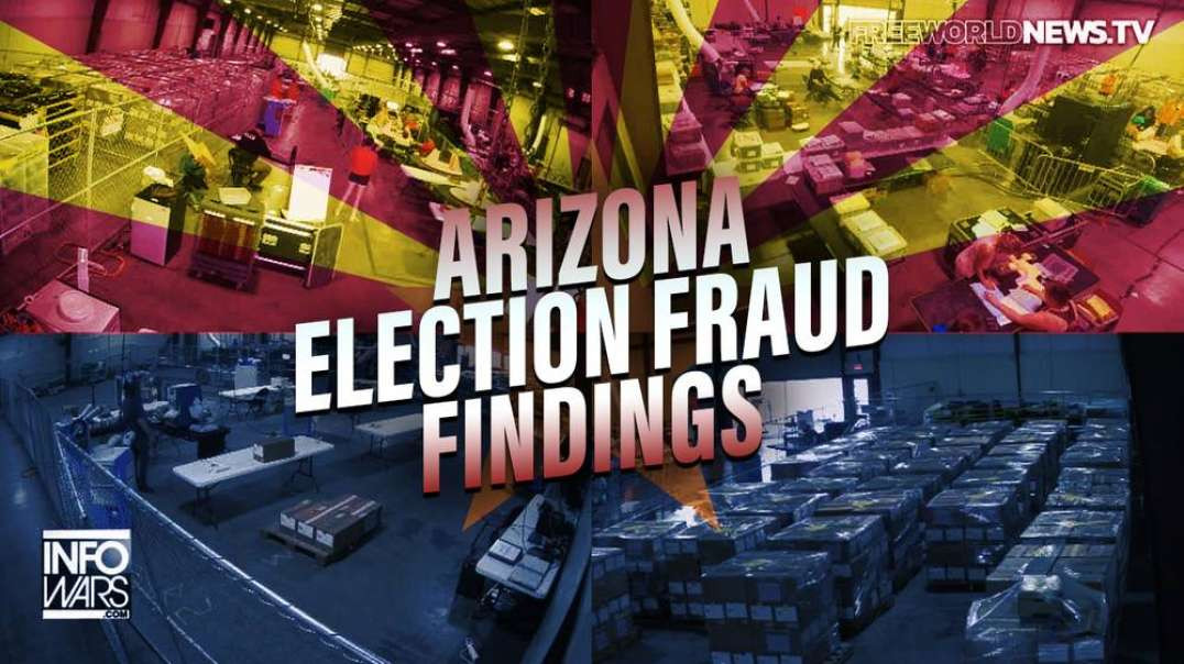 Reporter Details Voter Fraud Found In Arizona Election Audit