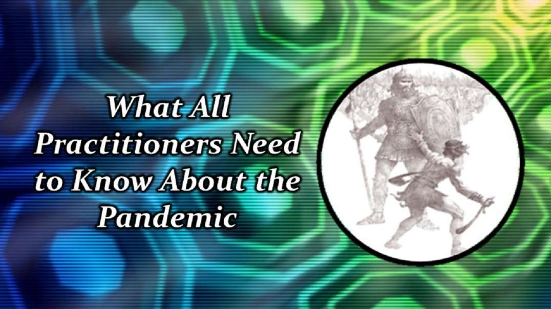 What All Practitioners Need to Know About the Pandemic