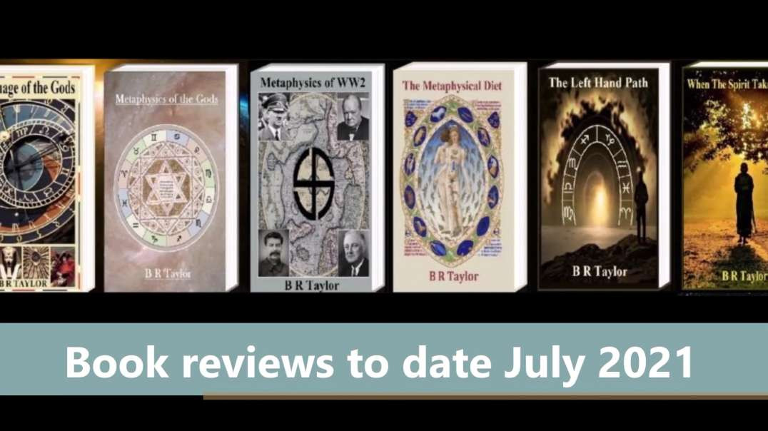 Book reviews to date July 2021