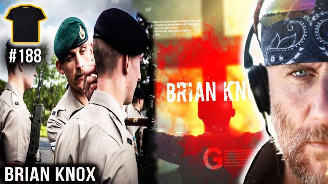 From The Royal Marines To A Satanic Coven | Brian Knox | Bought The T-Shirt Podcast