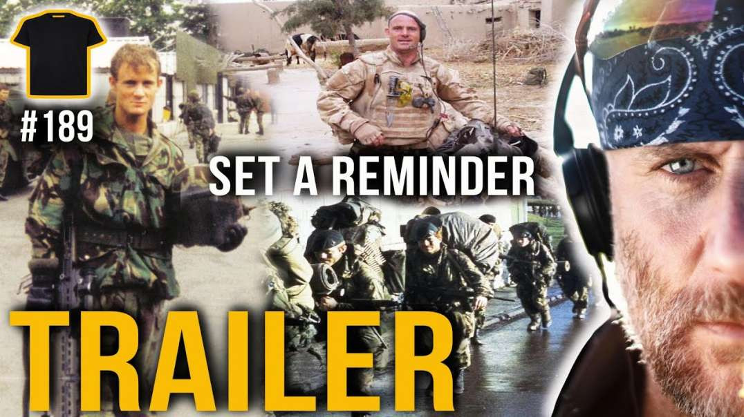 Man DOWN!   TRAILER   Afghanistan   Falklands   Northern Ireland   Podcast SPECIAL
