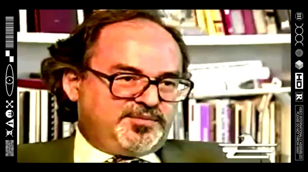 (EMB) FOOD FOR THOUGHT - THE GENESIS OF CRITICAL THEORY/POLITICAL CORRECTNESS (BACKTRACK FLASHBACK)