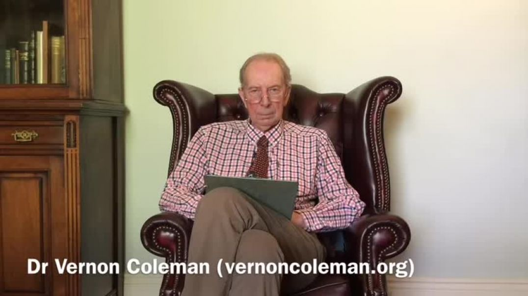 Hospitals Aren't Safe for Sick People (Coleman's 6th Law of Medicine) Dr Vernon Coleman