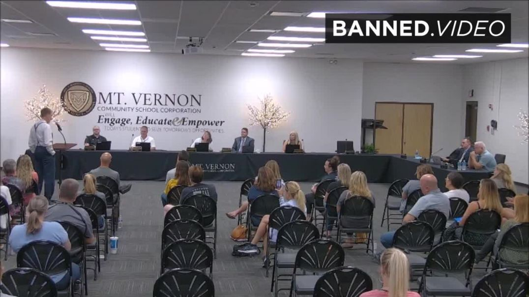 Doctor Takes Over Mic At School Board Meeting And Stuns Entire Room