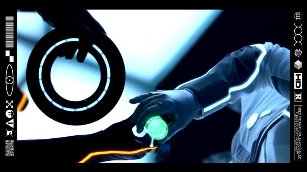 (EMB) FOOD FOR THOUGHT - TRON LEGACY - A TALK WITH ZUSE (FILMCLIP FLASHBACK)