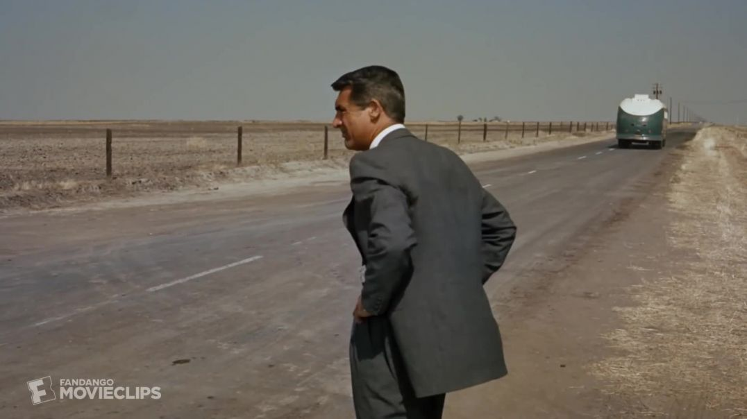 North by Northwest (1959) - The Crop Duster Scene