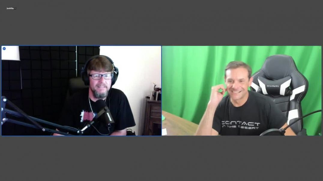 Part 2: 911, the Jab Gene Wars, Pfizer, and More! w/JoshWho and FACT HUNTER