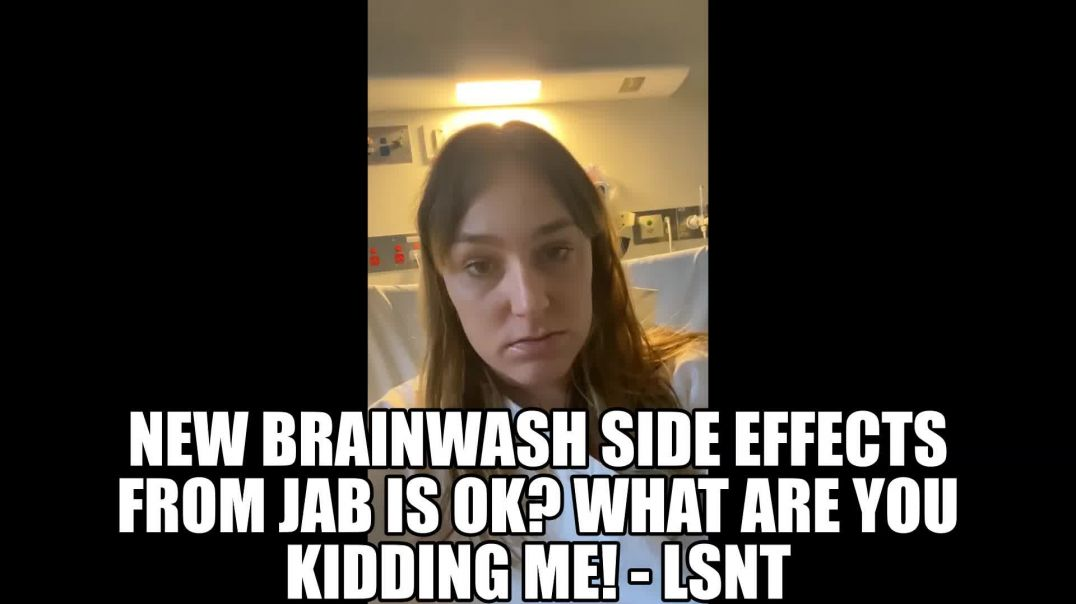 Another Vaccine Victim She Cant See The Wood From The TREES! Denial