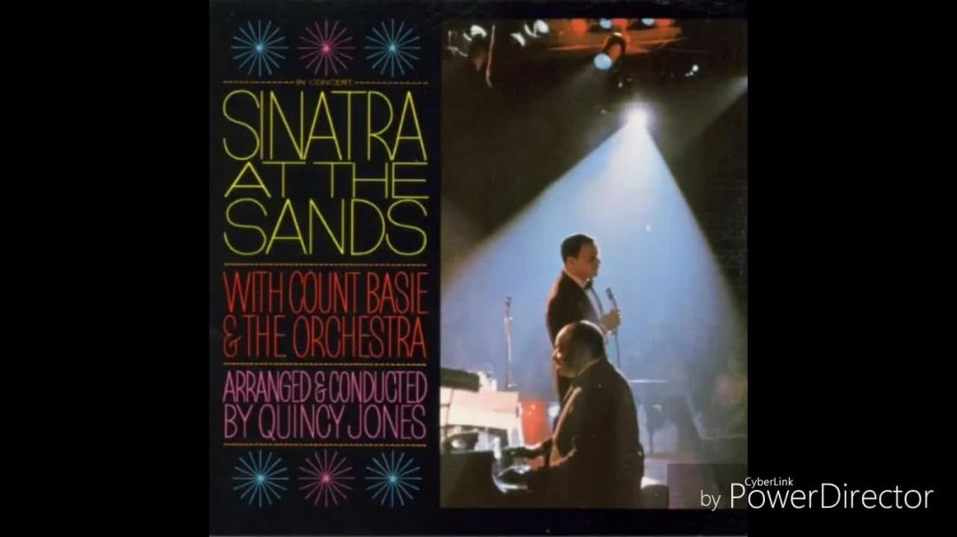 Frank Sinatra - Come fly with me (live) c 61