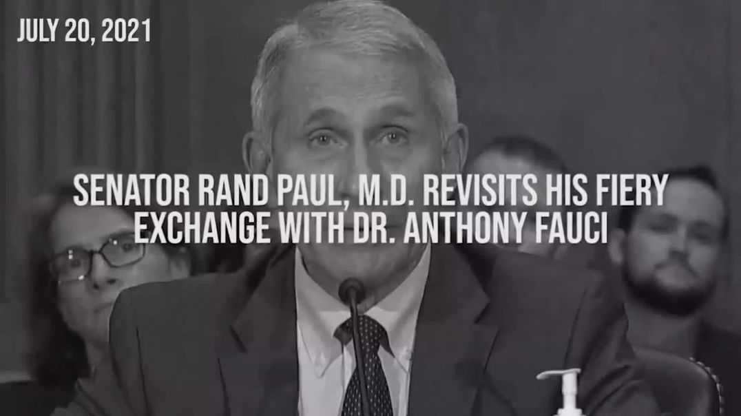 Dr. Paul Recounts Every Exchange with Dr. Fauci - August 2, 2021