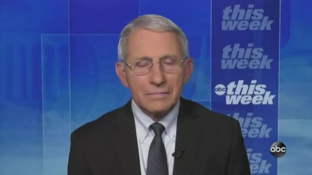 Fauci the F*** attacks unvaccinated people - yet again