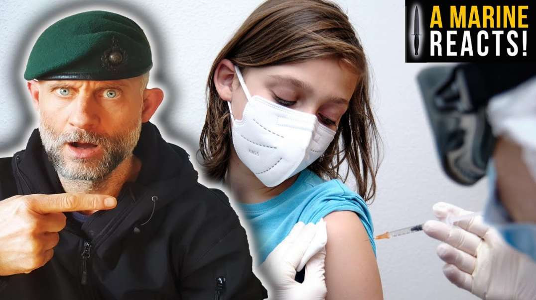 Is The NHS Planning For 12-YEAR-OLDS? | A Royal Marine Reacts ...