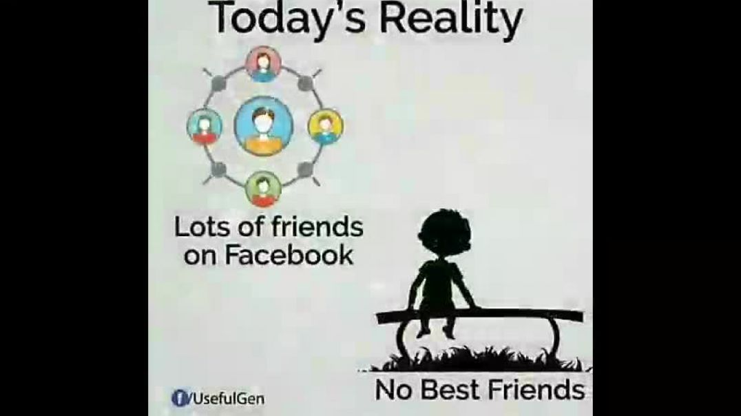 The HARSH REALITY of life nowadays