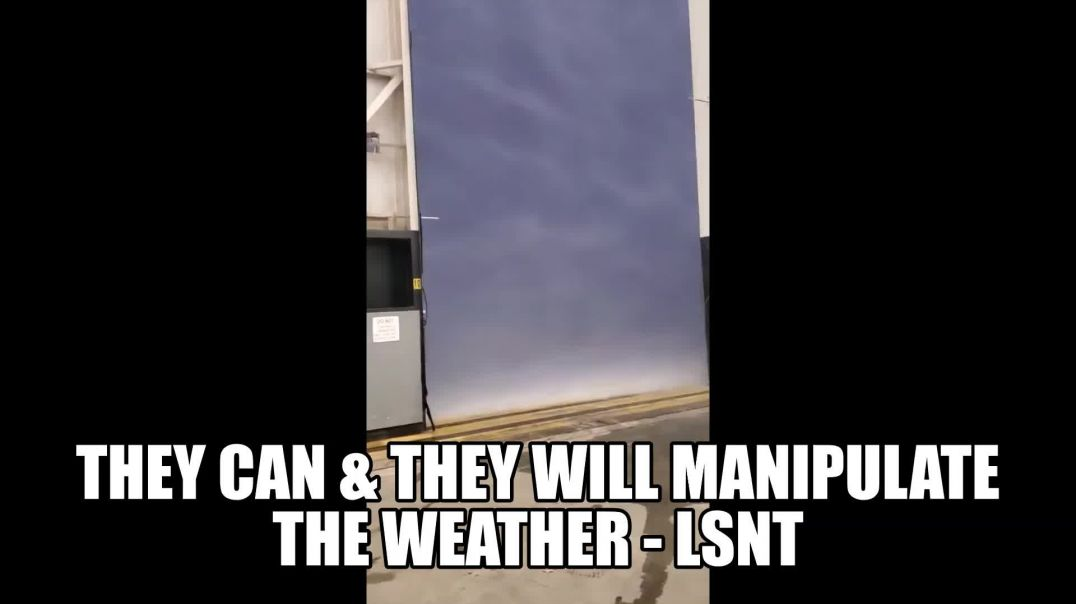 Weather Modification Geo Engineering They Can & They Will