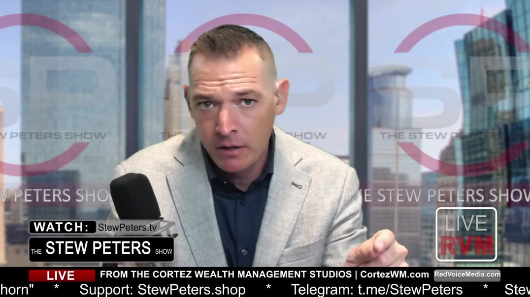 Dr. Peter McCullough Sued by Baylor After Appearance on Stew Peters Show
