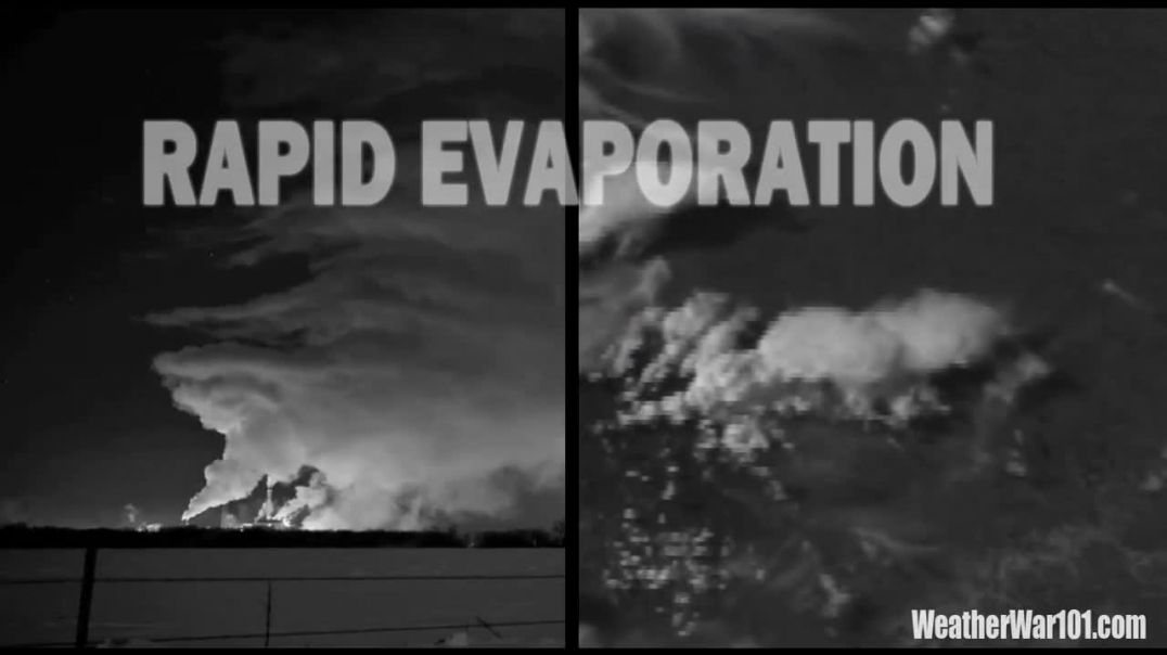 Weather Warnings and Water Vapor Generation