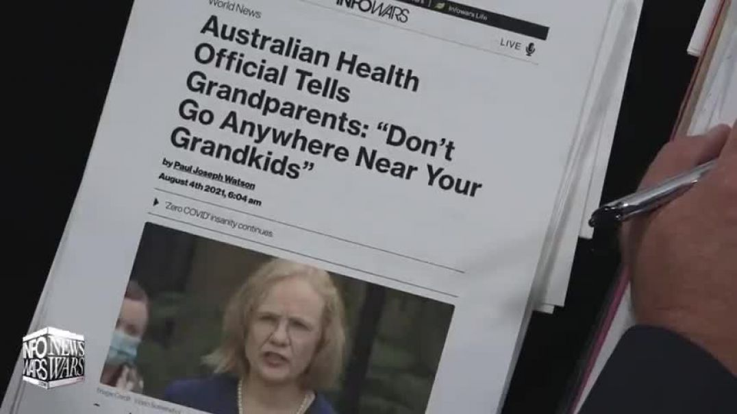 AUSTRALIAN GOVERNMENT SEPARATE FAMILIES OF UNVAXXED
