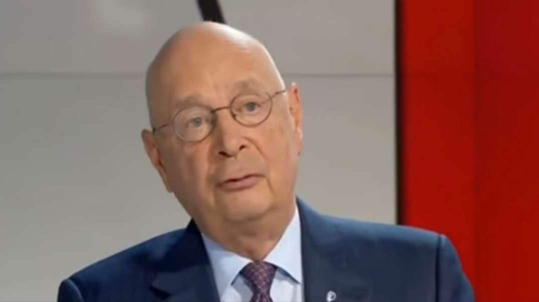 KLAUS SCHWAB IN 2016 TALKED ABOUT CHIPS IN THE HUMAN BODY! TIN FOIL HAT?