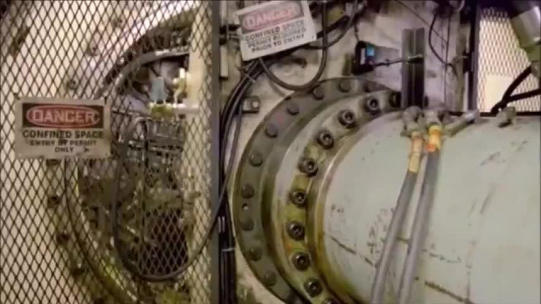 TAKE A DRIVE THROUGH SOME UNDERGROUND TUNNELS. ASSOCIATED WITH WALMART? DUMBS? TAKE A LOOK.