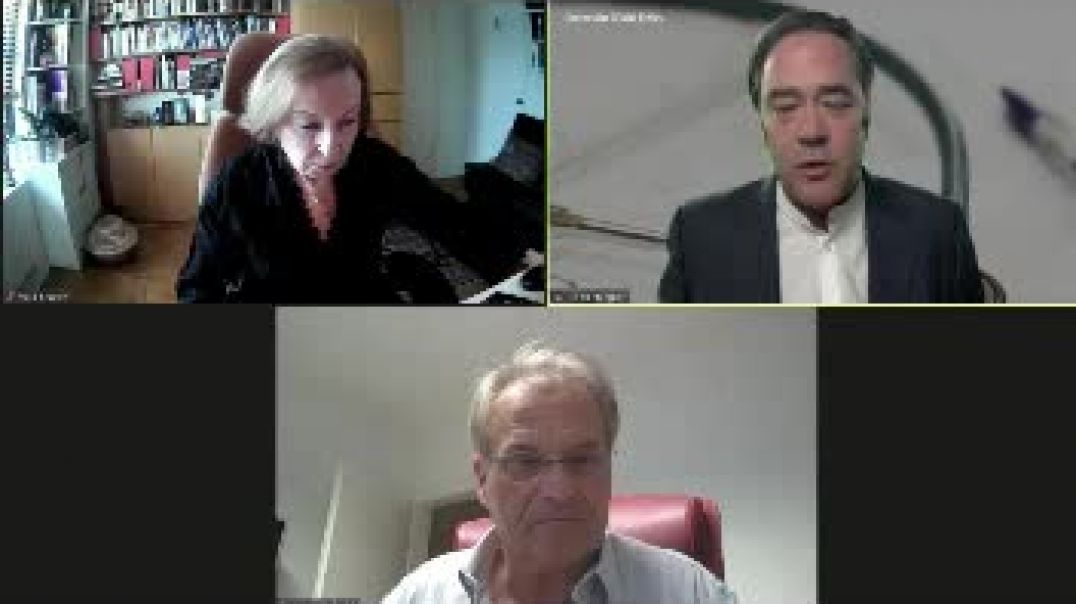 Doctors for Covid Ethics Symposium Day 2 - Part 6: Reiner Fuellmich, Vera Sharav, Tim Canova And Wo