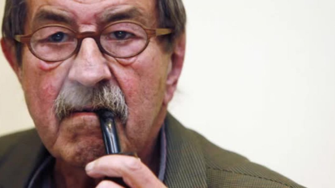 Günter Grass - What Must Be Said