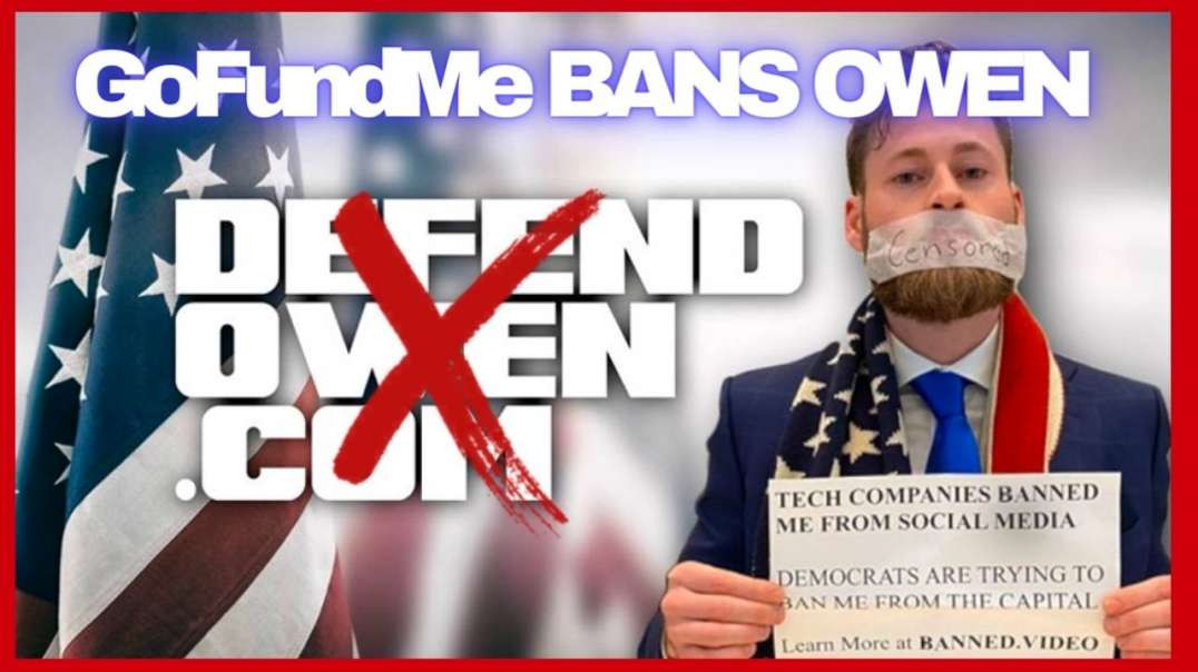 Exclusive! Owen Shroyer Responds To Fraudulent FBI January 6th Charges Against Him