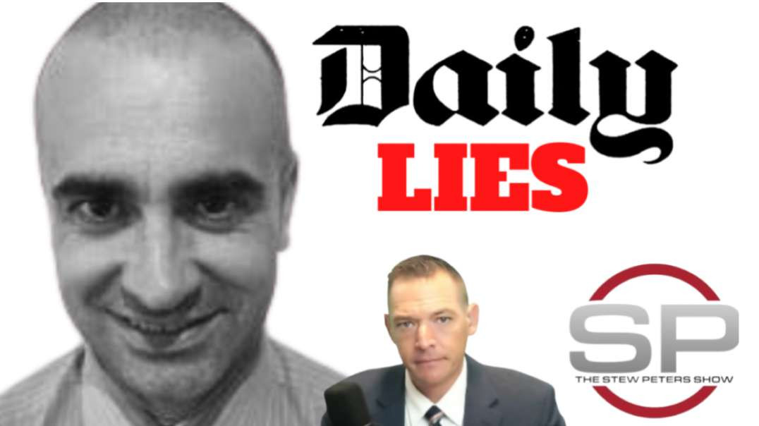 Leaked Daily Mail ZOOM Meeting Pushing LIES & FEAR, Ignoring Truth