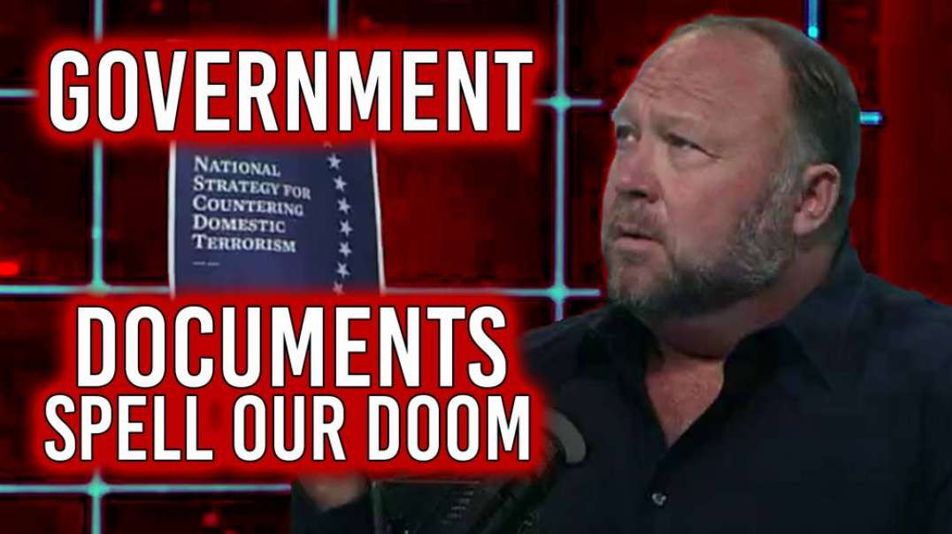 The Great Reset's Real Goal Exposed By Government Documents