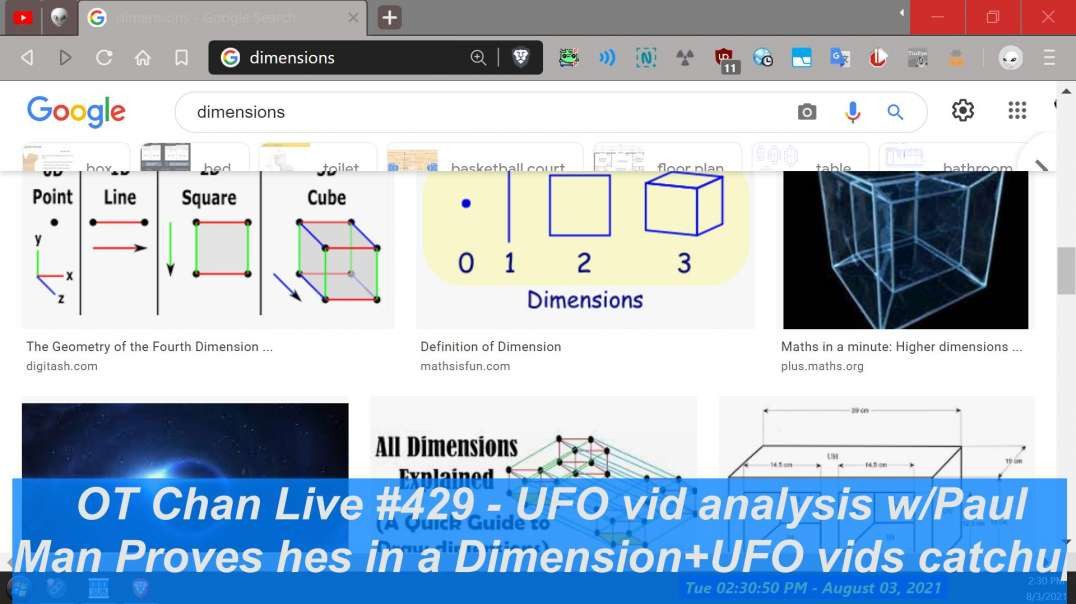 VIral UAP videos Catchup w-Mr (Paul) Grey + Man claims hes in a diff