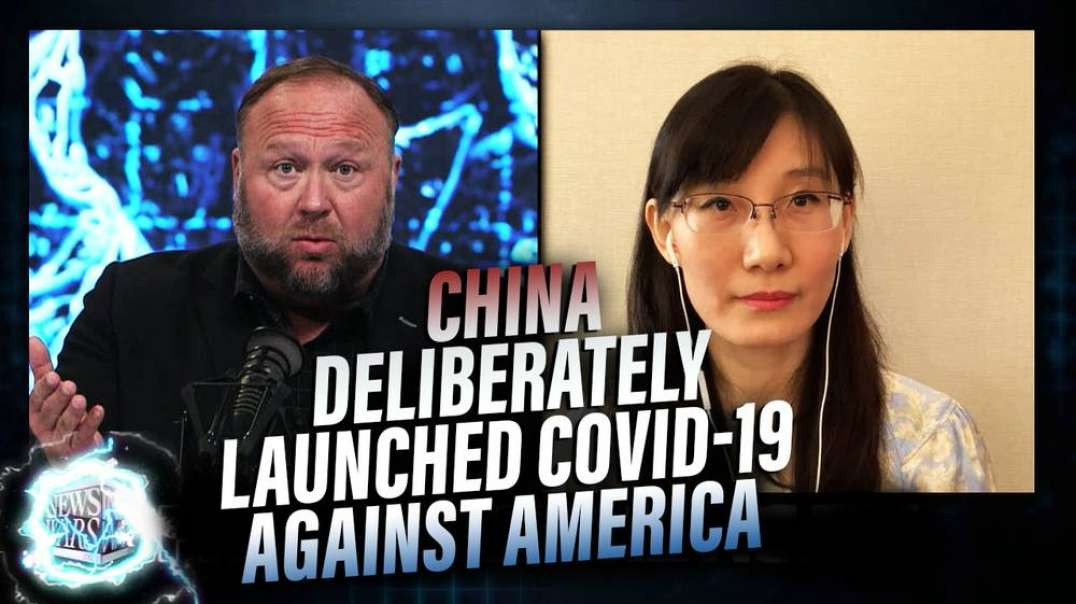 CHINA ATTACKED AMERICA: Chinese Whistleblower Exposes COVID-19 As An Unrestricted Warfare Bioweapon