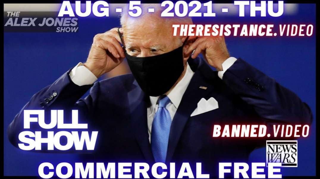 Exclusive! Biden to Announce Second Nationwide Lockdown on August 11th