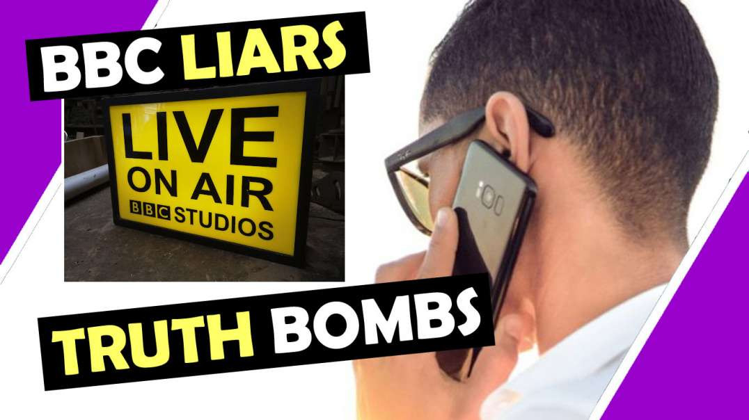 Another BBC Caller Gets CUT OFF Dropping TRUTH BOMBS / Hugo Talks #lockdown #BBC #LIARS