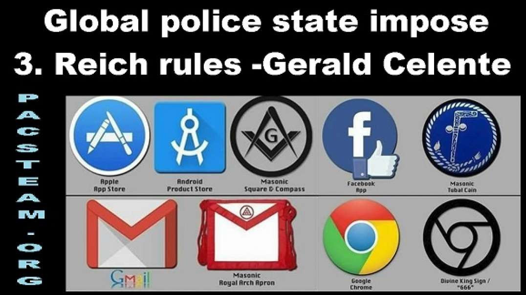Global police state impose 3