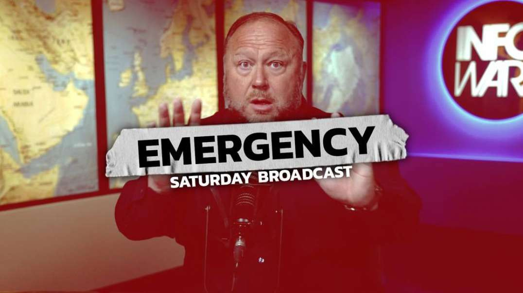 Emergency Saturday Broadcast! CDC Warns COVID Vaccine Causing 74% Of New Cases