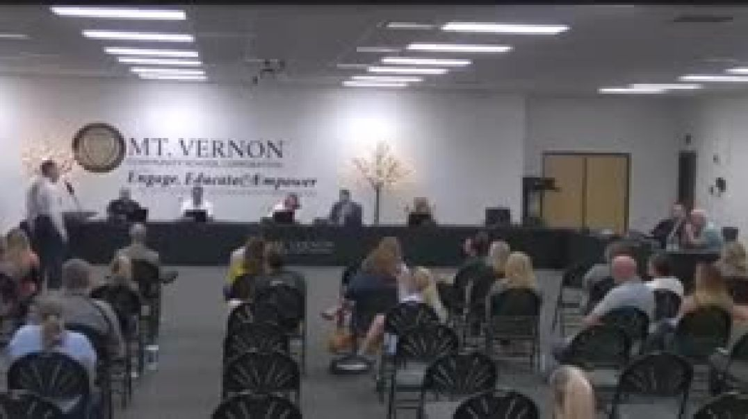 A Must Watch Doctor Schools The School Board On Covid Vaccines Masks etc(1)